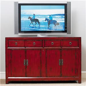 Hooker Furniture Seven Seas Entertainment Console