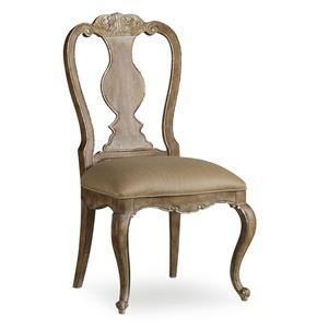 Hooker Furniture La Maison du Travial Urn Back Desk Chair