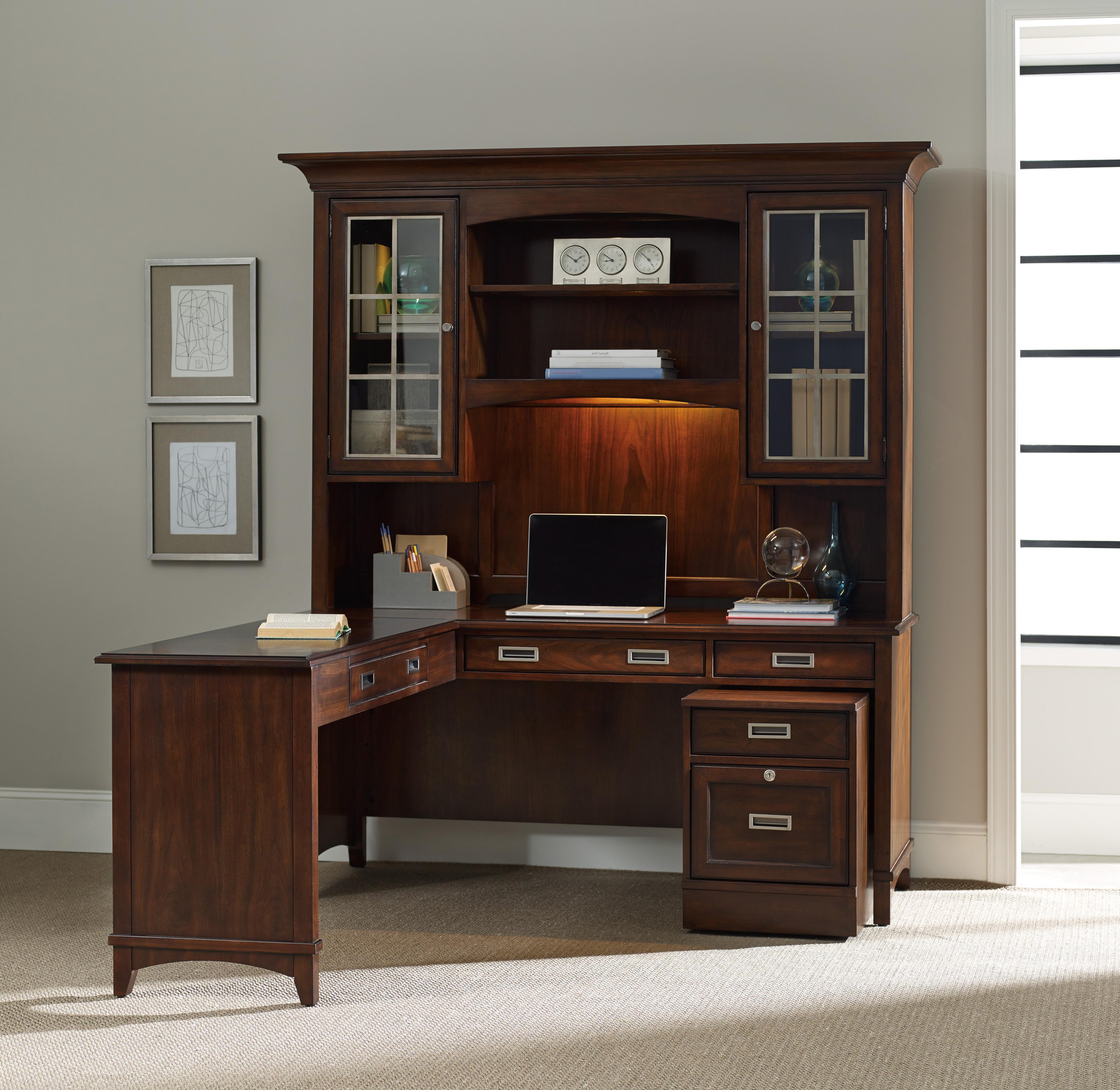 vintage hooker furniture desk. Shell Desk Vintage Hooker Furniture