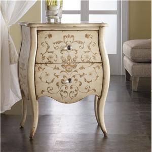 Hooker Furniture Mélange Ariana Handpainted Chest