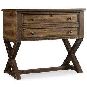 Hooker Furniture Mélange Bennett X-Base Lateral File