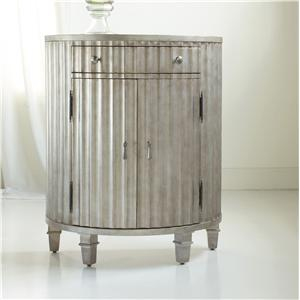 Hooker Furniture Mélange Fluted Demi Chest