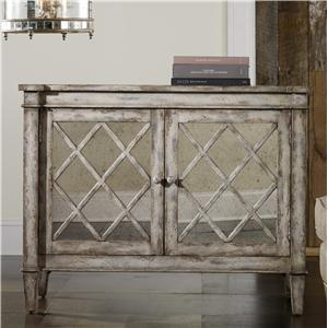 Hooker Furniture Mélange Villa Blanca Chest