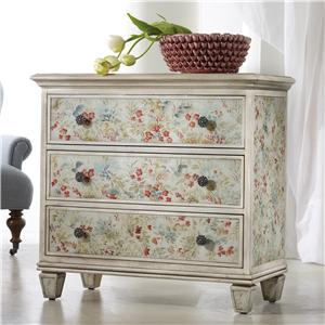Hooker Furniture Mélange Farrah Flowered Chest