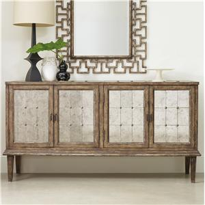 Hooker Furniture Mélange DeVera Mirrored Console