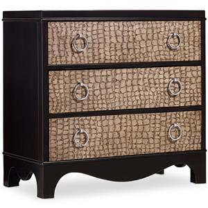 Hooker Furniture Mélange Semblance Chest-Coffee