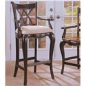Hooker Furniture Preston Ridge Counter Stool - Item Number: 864-75-450