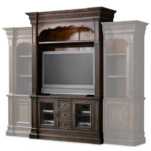 High Quality Two Piece Wall Unit
