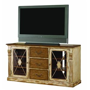 Hooker Furniture Sanctuary Entertainment Console