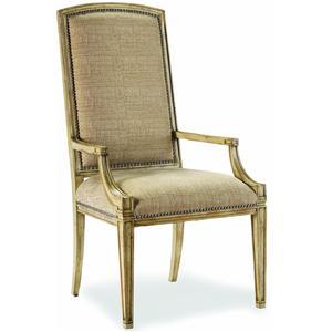 Hooker Furniture Sanctuary Mirage Arm Chair