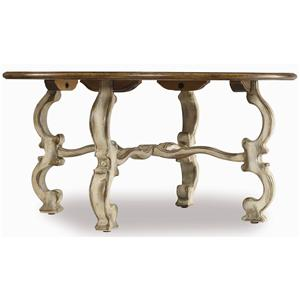 Hooker Furniture Sanctuary Round Cocktail Table