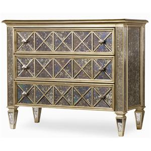 Hooker Furniture Sanctuary Diamond Front Chest