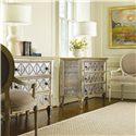 Hooker Furniture Sanctuary 3 Drawer Diamond Front Chest