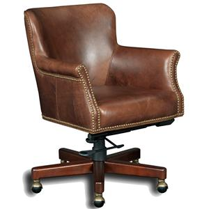 Hooker Furniture Executive Seating Executive Tilt Swivel Chair