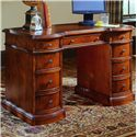 Hooker Furniture Small Knee-Hole Desks Knee Hole Desk - Item Number: 299-10-301