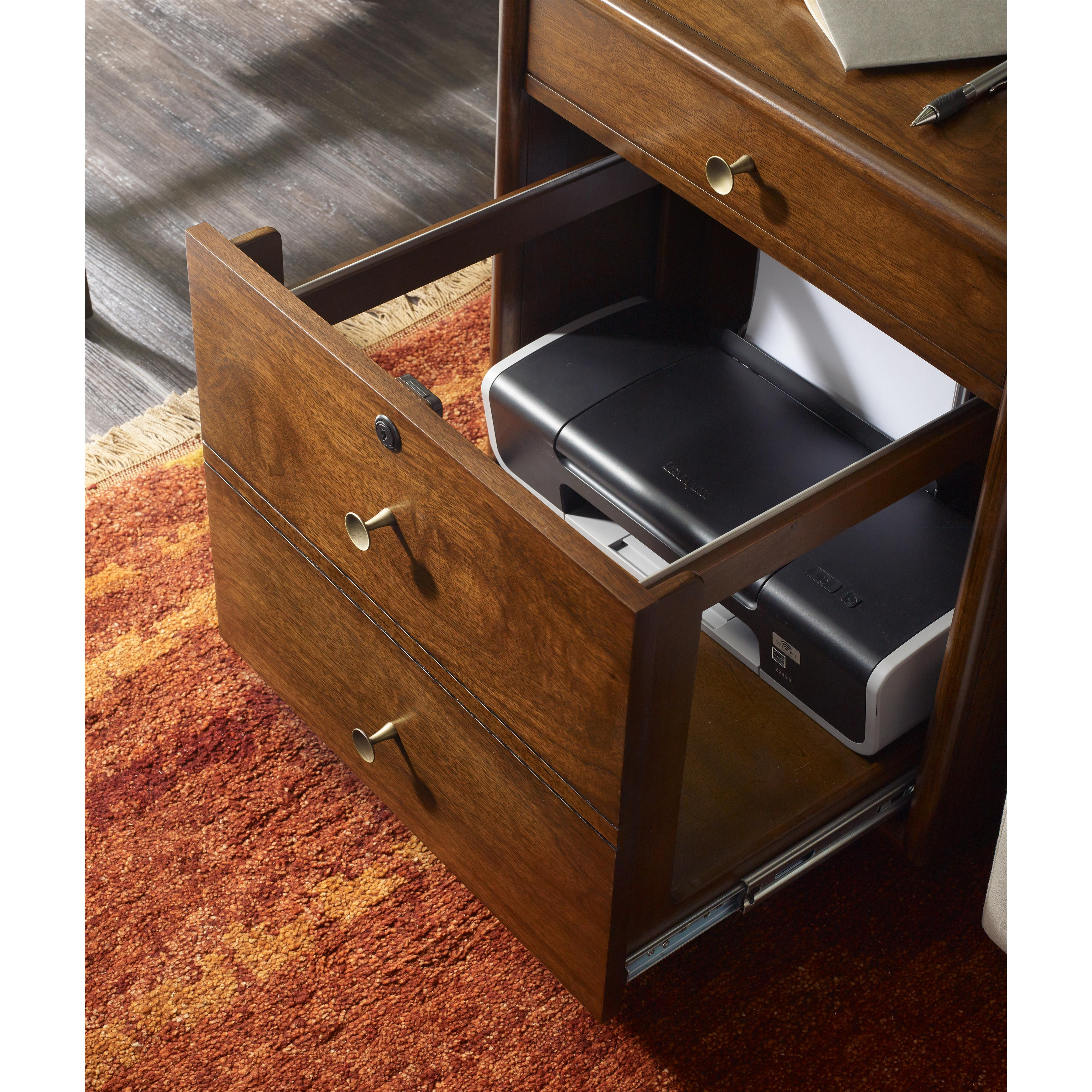 Buddy Chairside File Cabinet With Power Station By Hooker