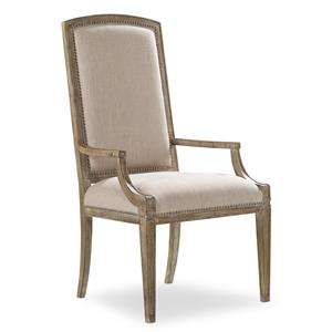 Hooker Furniture Sundara Upholstered Arm Chair