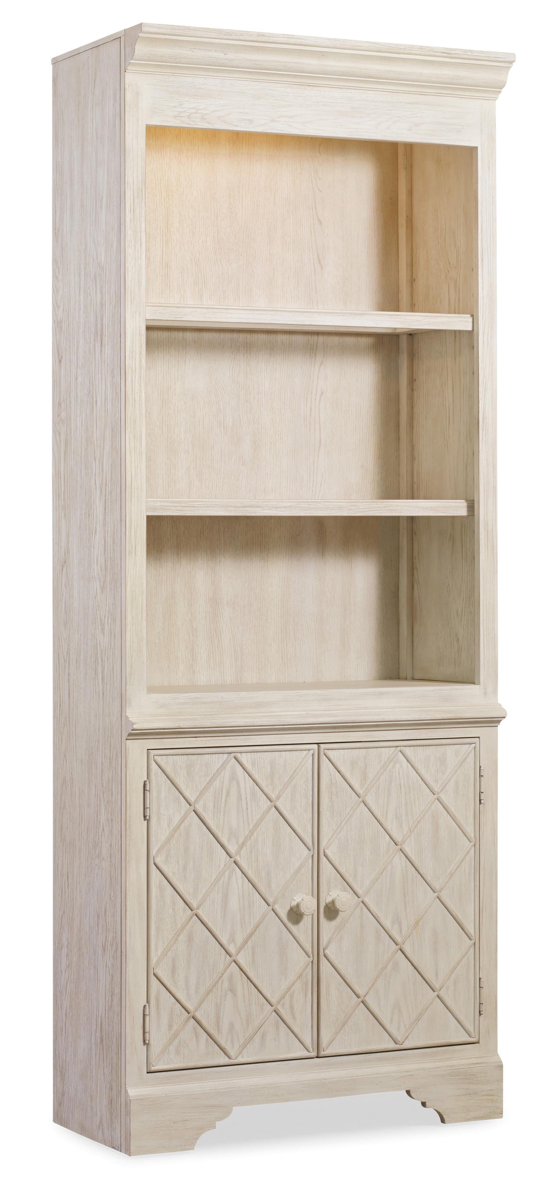 bookcase kids aw baby white silo bookcases oxford heirloom side bc furniture lex cottage nursery lexington
