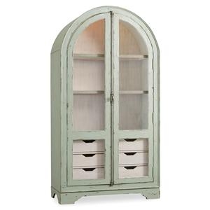 Hooker Furniture Sunset Point Display Cabinet