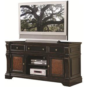 Hooker Furniture Telluride Entertainment Console