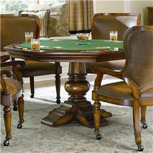 Hooker Furniture Waverly Place Reversible Poker Table