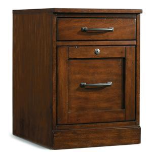 Hooker Furniture Wendover Mobile File