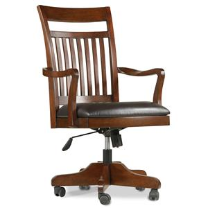 Hooker Furniture Wendover Tilt Swivel Chair