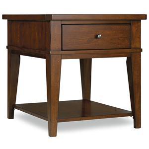 Hooker Furniture Wendover End Table
