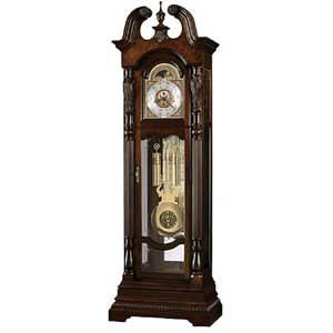 Howard Miller Clocks Lindsey Grandfather Clock
