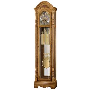Howard Miller Clocks Parson Grandfather Clock
