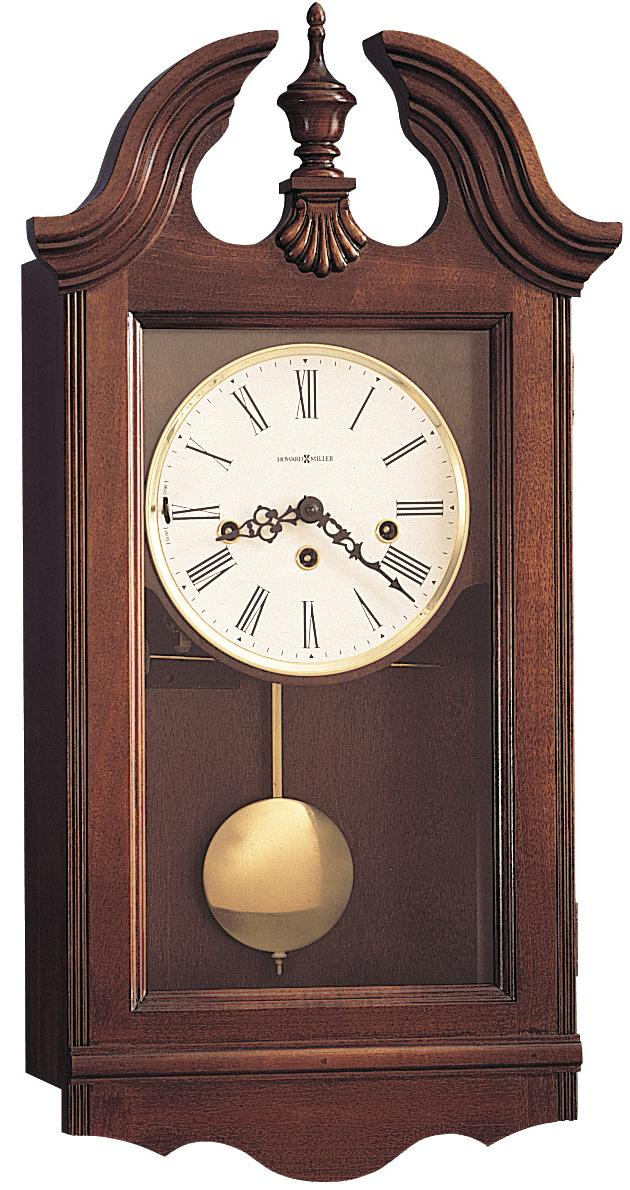 Lancaster Wall Clock By Howard Miller Wolf And Gardiner Wolf Furniture