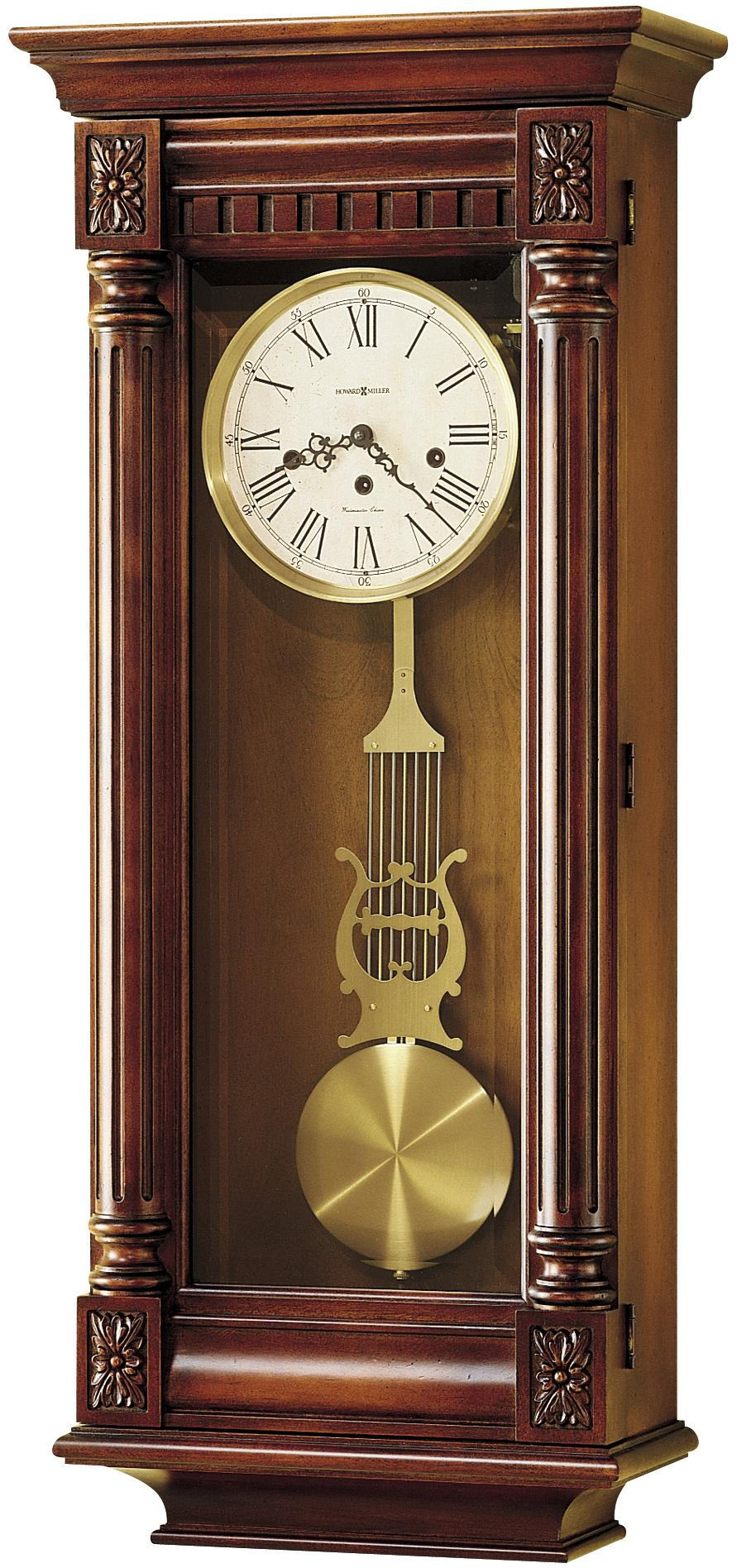 New Haven Wall Clock By Howard Miller Wolf And Gardiner