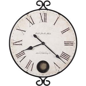 Howard Miller 625 Series Magdalen Wall Clock