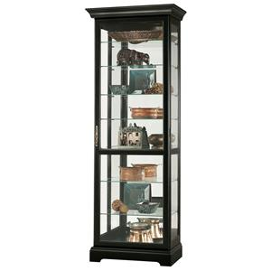 Howard Miller Cabinets Chesterfield III Curio Cabinet