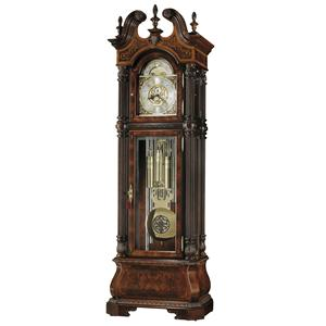 Howard Miller Clocks J.H. Miller II Grandfather Clock