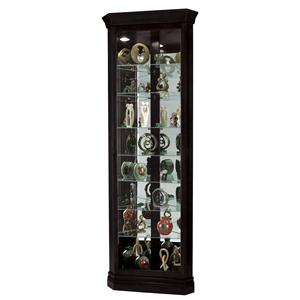 Howard Miller Curios Duane Display Cabinet