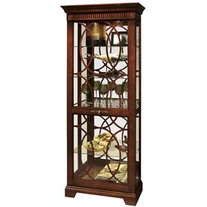 Howard Miller Curios Jesup Display Cabinet