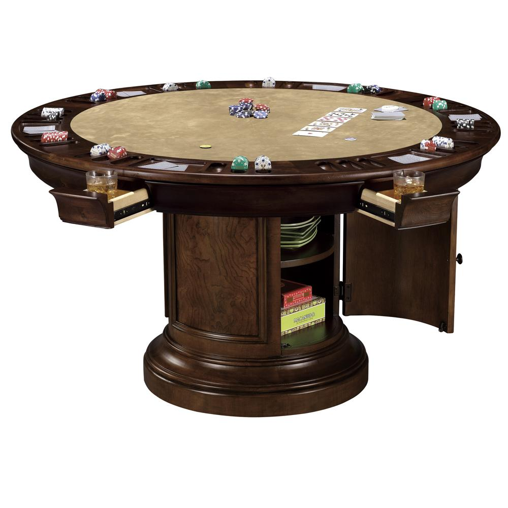 Dining U0026 Poker Game Table