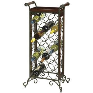 Howard Miller Wine & Bar Furnishings Wine Butler