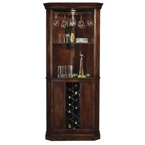 Howard Miller Wine & Bar Furnishings Piedmont Wine & Bar Cabinet