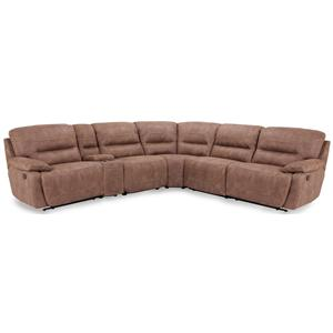 HTL 9160 Power Reclining Sectional