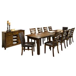 Intercon Intercon KA-TA 7-Piece Dining Set