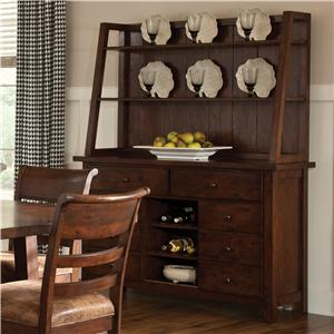 Intercon Bench Creek China Cabinet