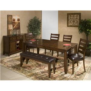Intercon Kona 5Pc Dinette