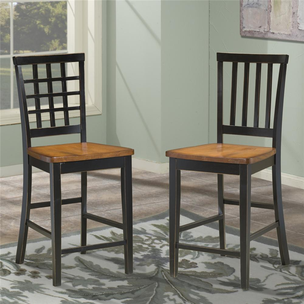 Slat Back 30 Inch Bar Stool - Slat Back 30 Inch Bar Stool By Intercon Wolf - 30 Bar Stools With Back Baileys Kitchen