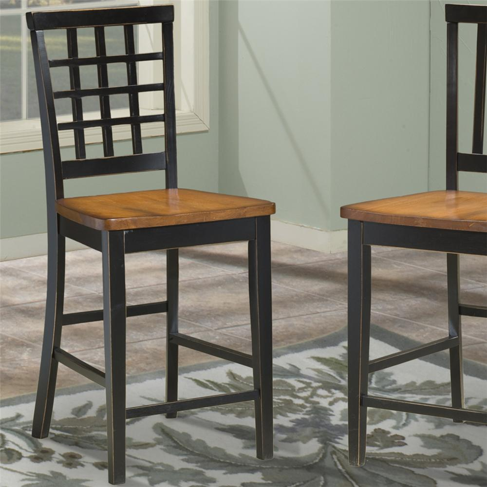 Counter Height Stools With Backs Compare Pangea Home