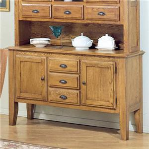 "Intercon Cambridge 54"" Storage Dining Buffet"