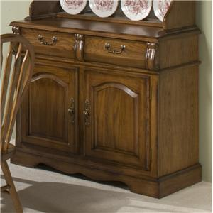 "Intercon Classic Oak 42"" Buffet"