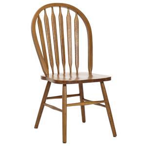 Intercon Classic Oak Dining Side Chair