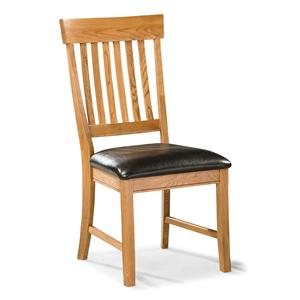 Intercon Family Dining Dining Chair with Slat Back